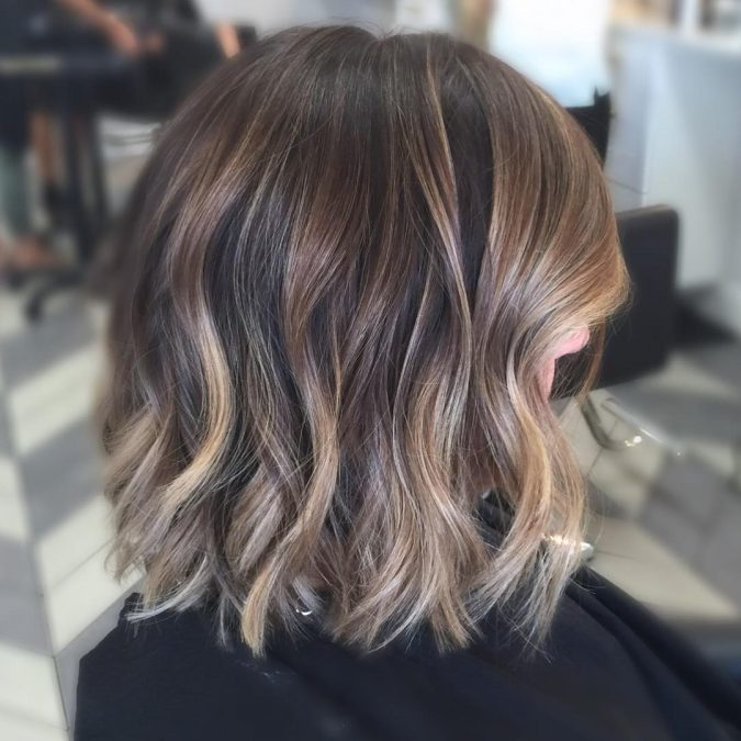 Multi-Tonal Blonde Color1