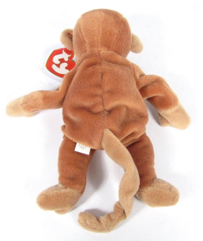 Nana the Monkey Beanie Baby2