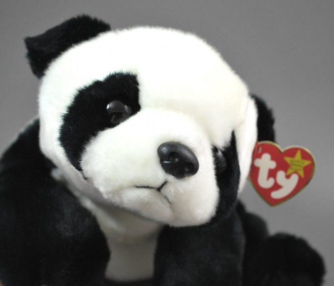 Peking Beanie Baby0