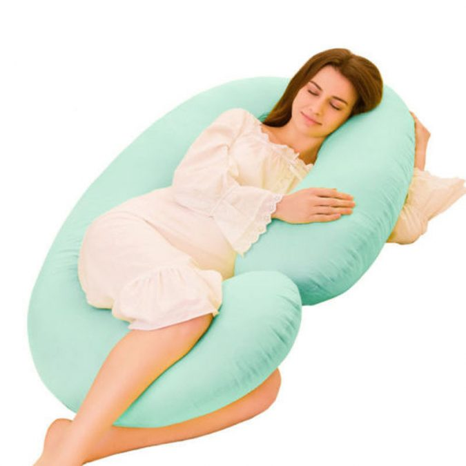 Pregnancy Pillow (Maternity Body Pillows)1