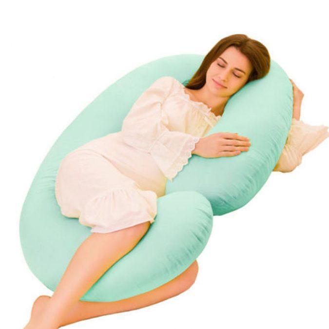 Pregnancy Pillow (Maternity Body Pillows)1