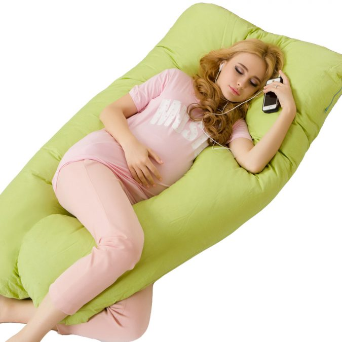 Pregnancy Pillow (Maternity Body Pillows)2