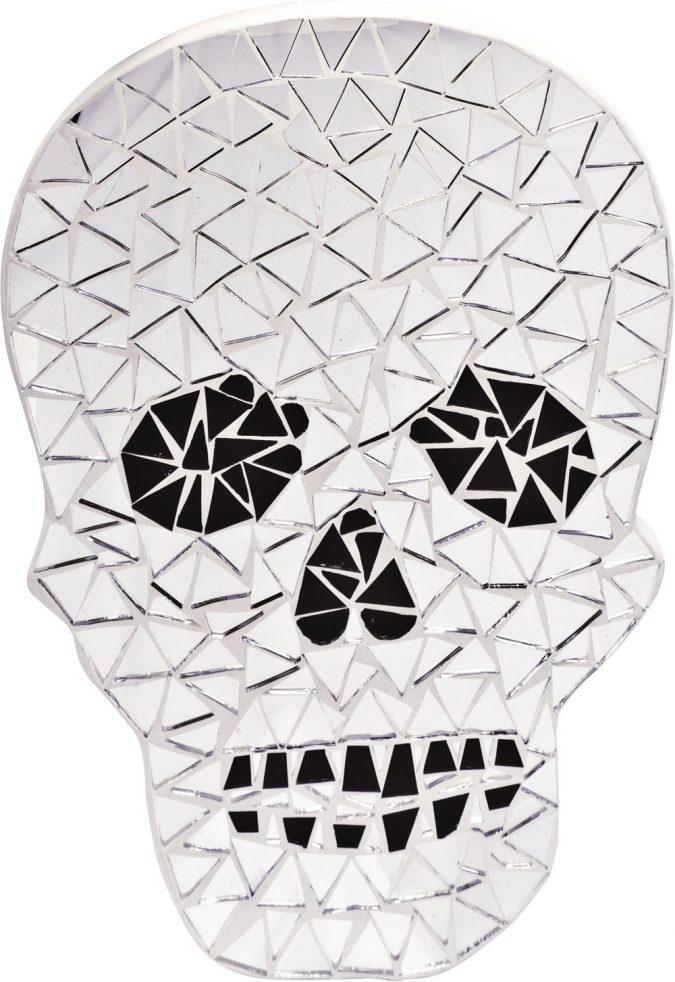 Skull Unusual Mirror2
