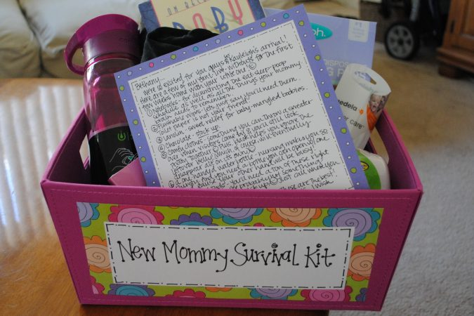 Survival Kit for the New Mom1