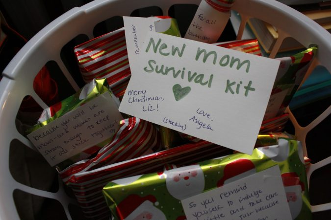 Survival Kit for the New Mom2