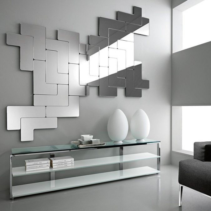 Top 10 Unusual Mirrors For Living Rooms That Blow Minds