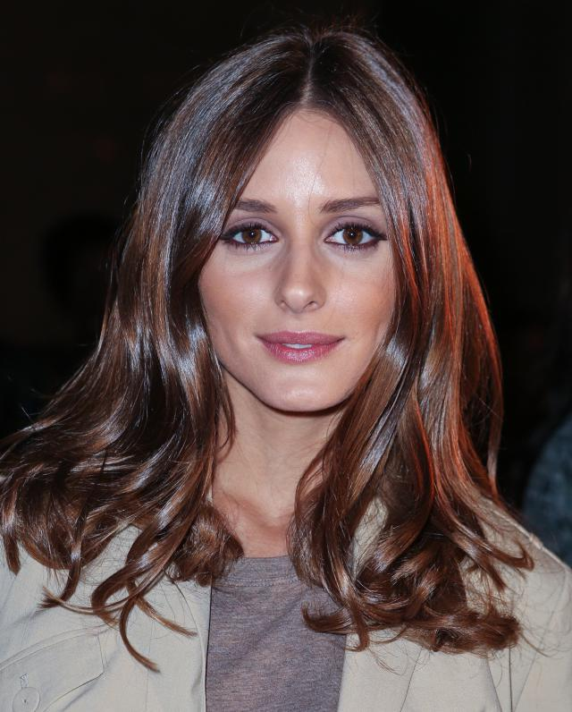 NEW YORK, NY - SEPTEMBER 12: Socialite Olivia Palermo attends the Marchesa spring 2013 fashion show during Mercedes-Benz Fashion Week at Vanderbilt Hall at Grand Central Terminal on September 12, 2012 in New York City. (Photo by Chelsea Lauren/Getty Images)