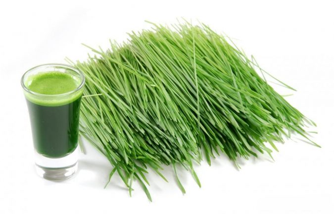 Wheatgrass Super Food1