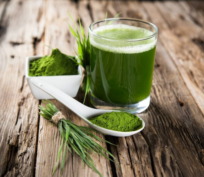 Wheatgrass Super Food2