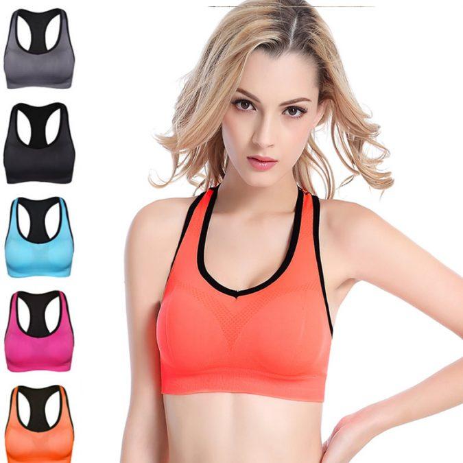 Yoga Sports Bra1