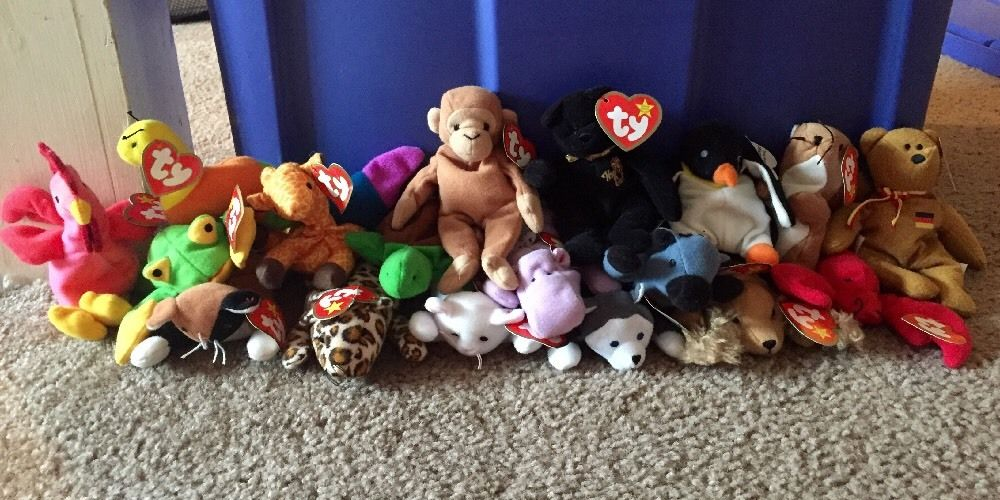 Photo of Top 10 Rarest Beanie Babies in The World