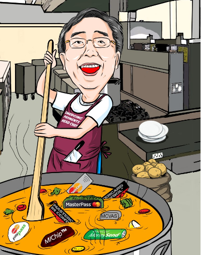 Caricatures & Cartoons by Caricaturist.SG1