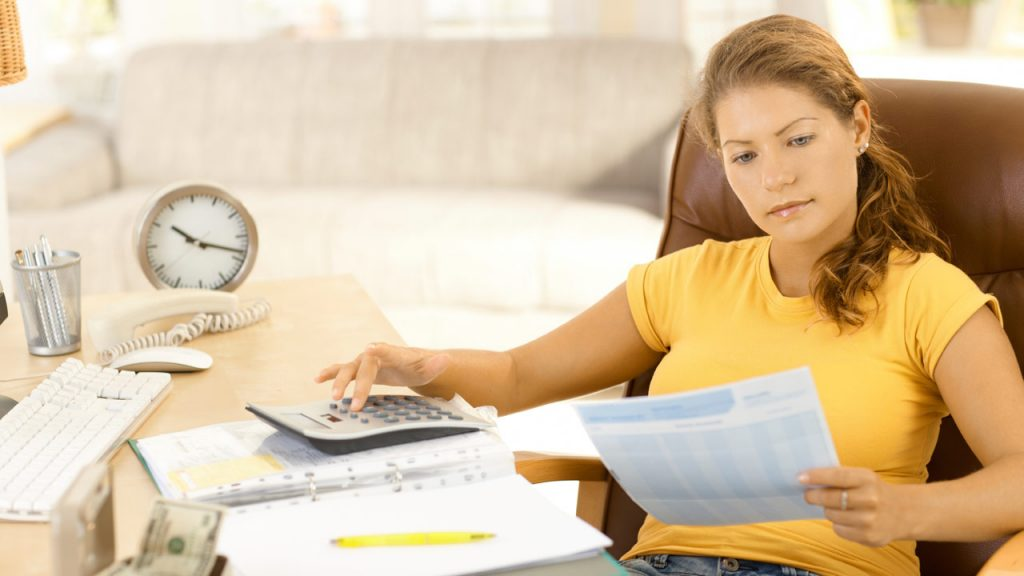 regularly reviewing your finances