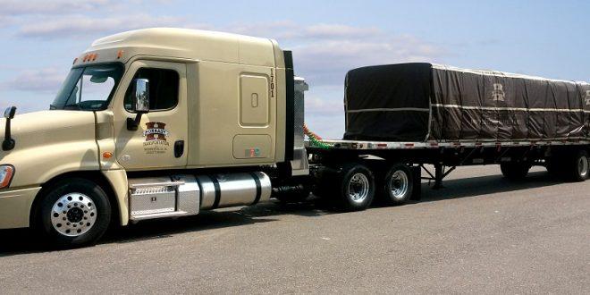 stepdeck trucking