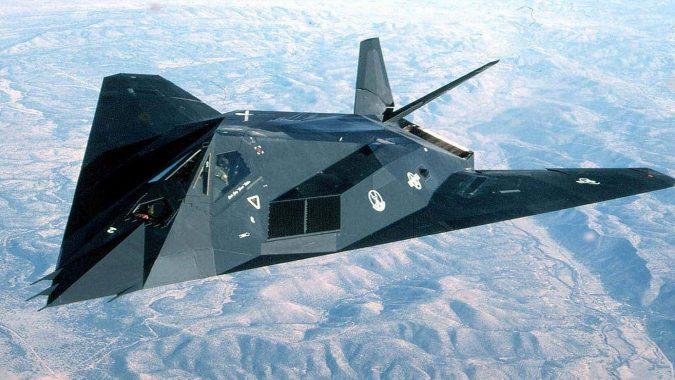 f-117-nighthawk