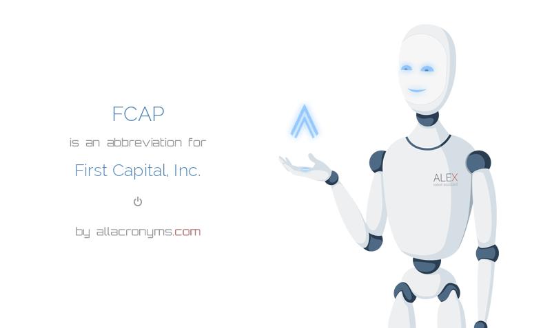 first-capital-inc-fcap2