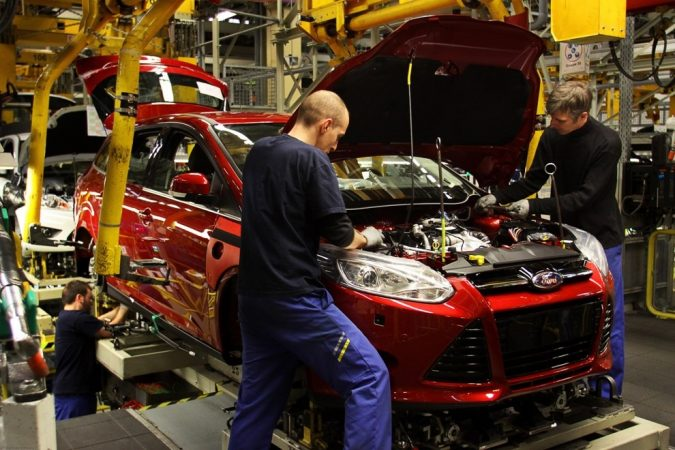 ford-focus-manufacturing-plant