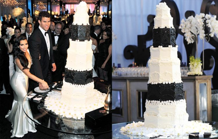 Exclusive/Just Released/Call For Pricing/Usage-Montecito, CA -08/20/2011 - At a private estate in Monetecito, CA, Kim Kardashian marries her Prince Charminig, NBA Basketball player Kris Humphries. Kardashian walked down the aisle in a tulle-skirted Vera Wang gown with hand -pieced chantilly lace and a headpiece (2.5 million) inspired by Audrey Hepburn with 65 carats. Later in the evening she changed into a georgette mermaid gown with lace for the first dance. She finished the night in a Wang dress with an Old Hollywood look, a bias-cut crepe satin gown with V-neck and circle skirt. Other jewelry of the night consisted of wedding bands which are, His, a black gold band with black diamonds, and hers a diamond eternity band of more than 15 carats of emerald-cut stones. Her earings ($5 Million) were 28-carat drops. Her bracelet was a gift from Humphries, a knot with 2 K's which signifies their tying the knot. Her engagement ring ($2 Million) an emerald-cut 20.5-carat ring. Guests had a wonderful time, dining on