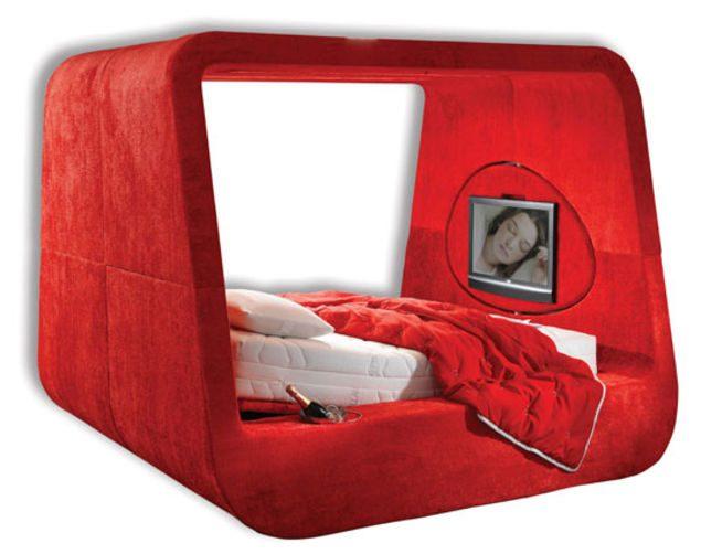 sphere-bed