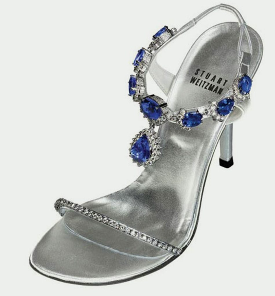 Famous Tanzanite: Top 10 Most Expensive High Heels In The World