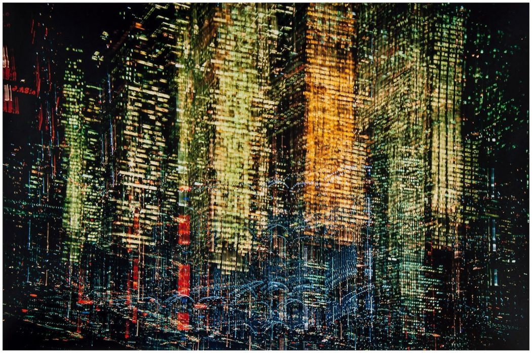 ernst-haas-1921-1986-lights-of-new-york-city-1970
