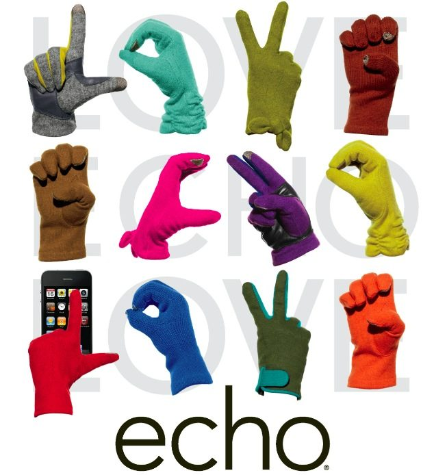 Echo Touch Gloves