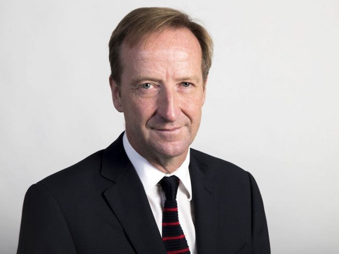 MI6 chief Alex Younger