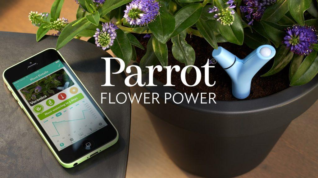 Parrot Garden Sensors