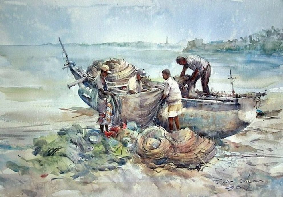 Photo of Top 10 Greatest Watercolor Artists Worldwide