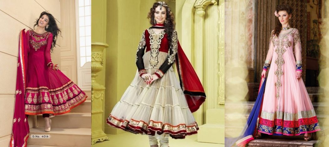Ethnic Anarkali Dresses