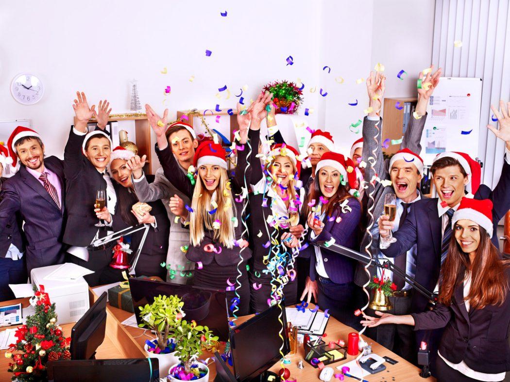 Конкурсы на новый год в офис