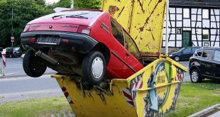 Top 10 Most Unbelievable & Funny Car Accidents!