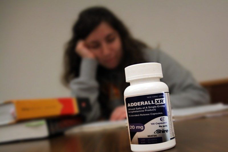 duration for adderall