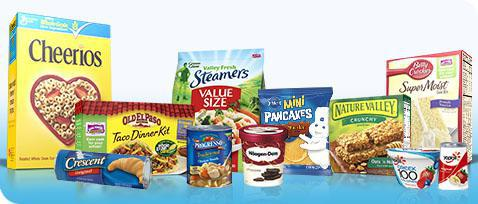 General Mills white label products