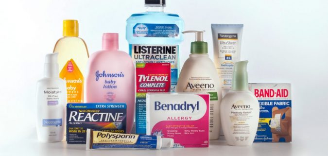 Johnson & Johnson white label products