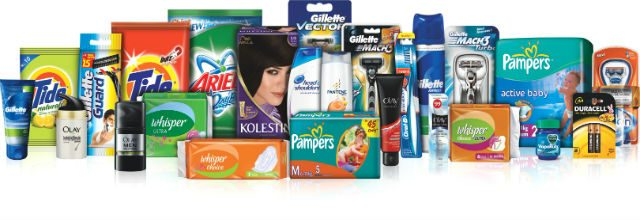 Procter and Gamble white label products