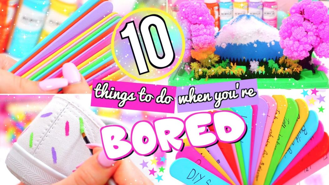 Photo of Top 10 Best Things to Do When Bored at Home