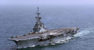 Top 10 Biggest Navy Ships in the World