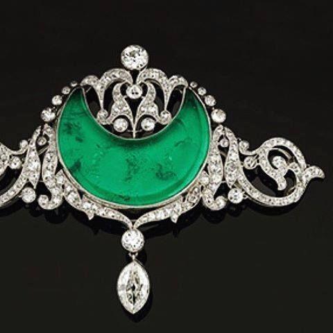 Anita Delgado's Emerald Elephant Diamond