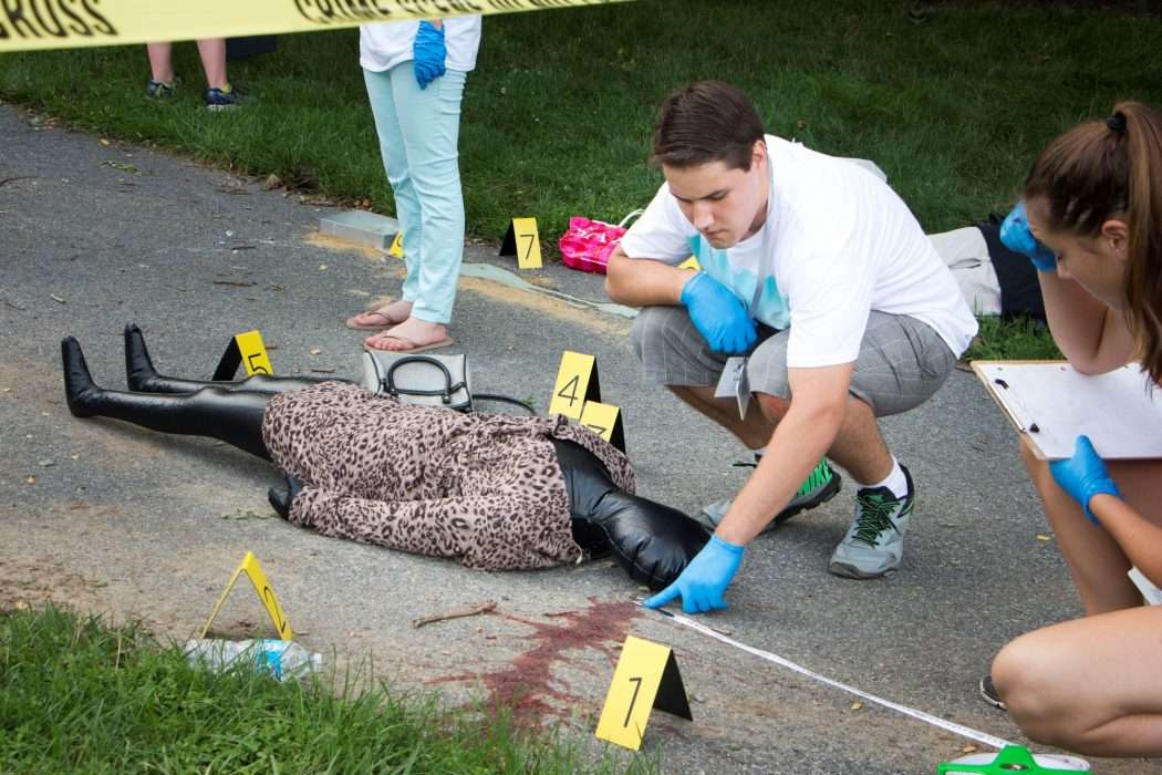 top 10 interesting facts about forensic science
