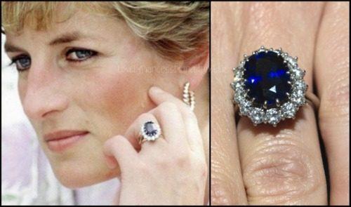 Sapphire Ring of Princess Diana