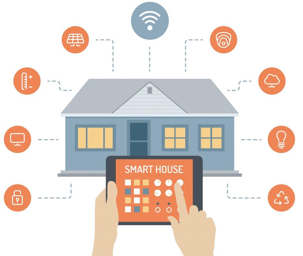 top 10 smart home design technologies. Black Bedroom Furniture Sets. Home Design Ideas