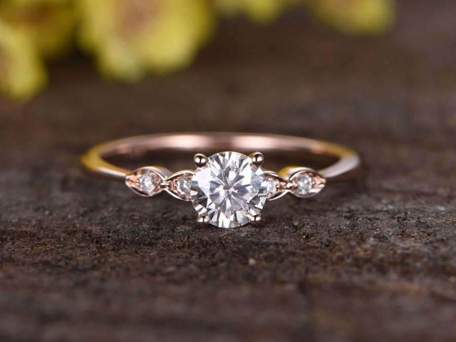 Gemstone Ring Settings Only