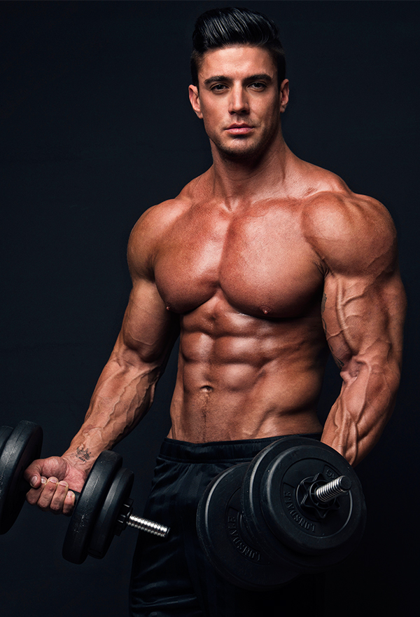 Top 10 Best Looking Male Fitness Models in 2017