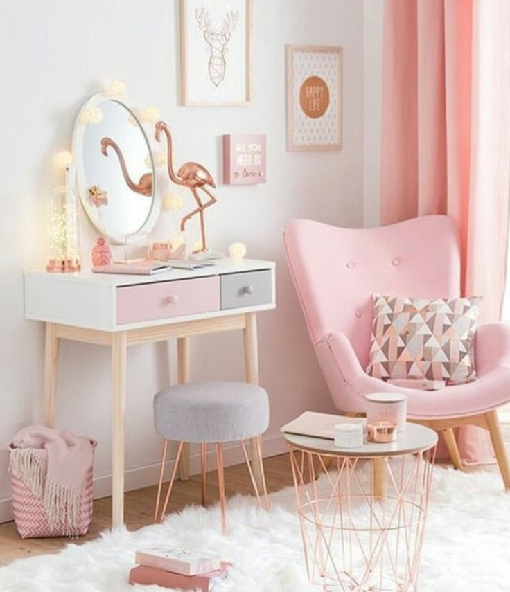 Top 10 Hottest Pink Room Design Ideas for 2017 – Pouted magazine ...