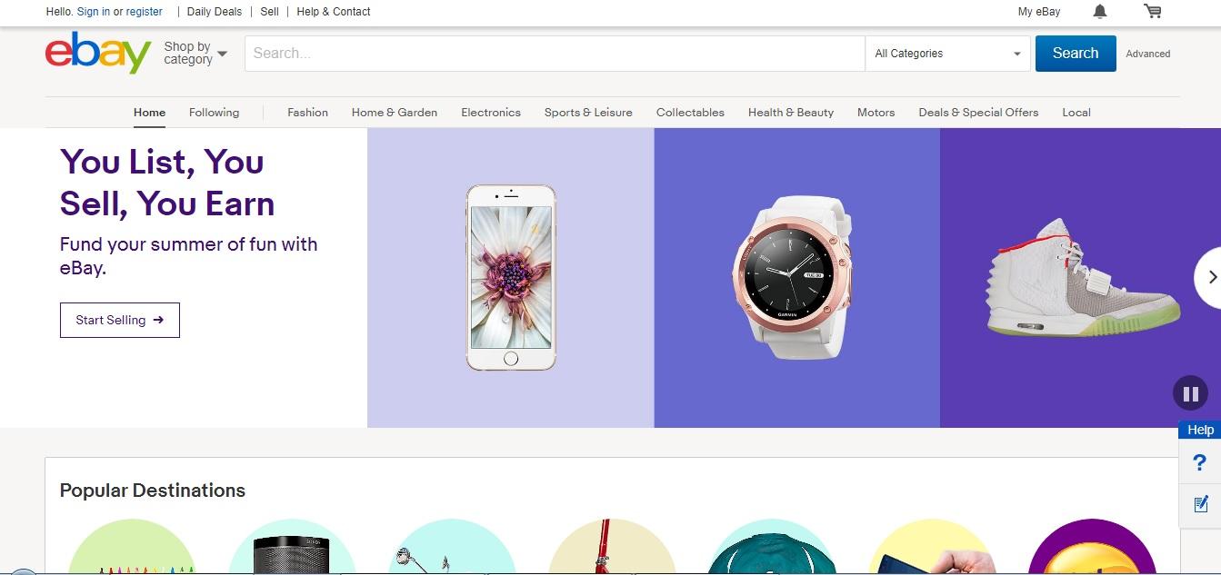 Best online fashion shopping sites uk