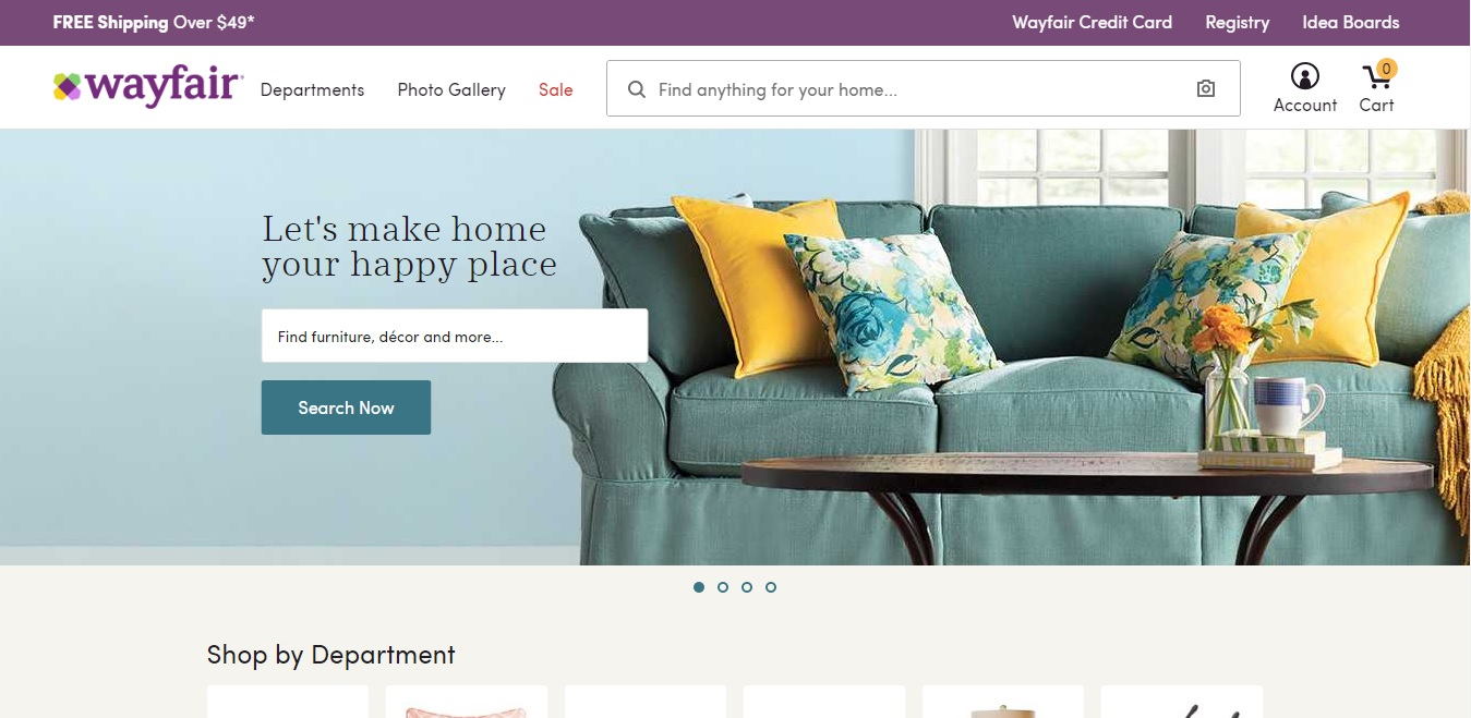 100 Online Home Decor Retailer Wayfair The 42 Best Websites For Furniture And Decor That