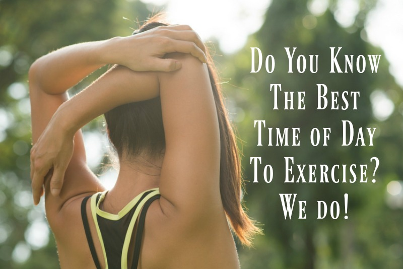 Photo of Top Tips to Choose Best Time of A Day to Exercise