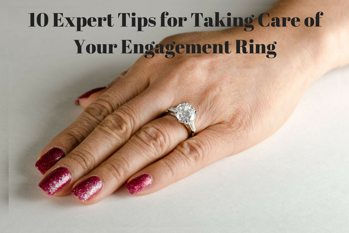 Photo of Top 10 Expert Tips for Taking Care of Your Engagement Ring