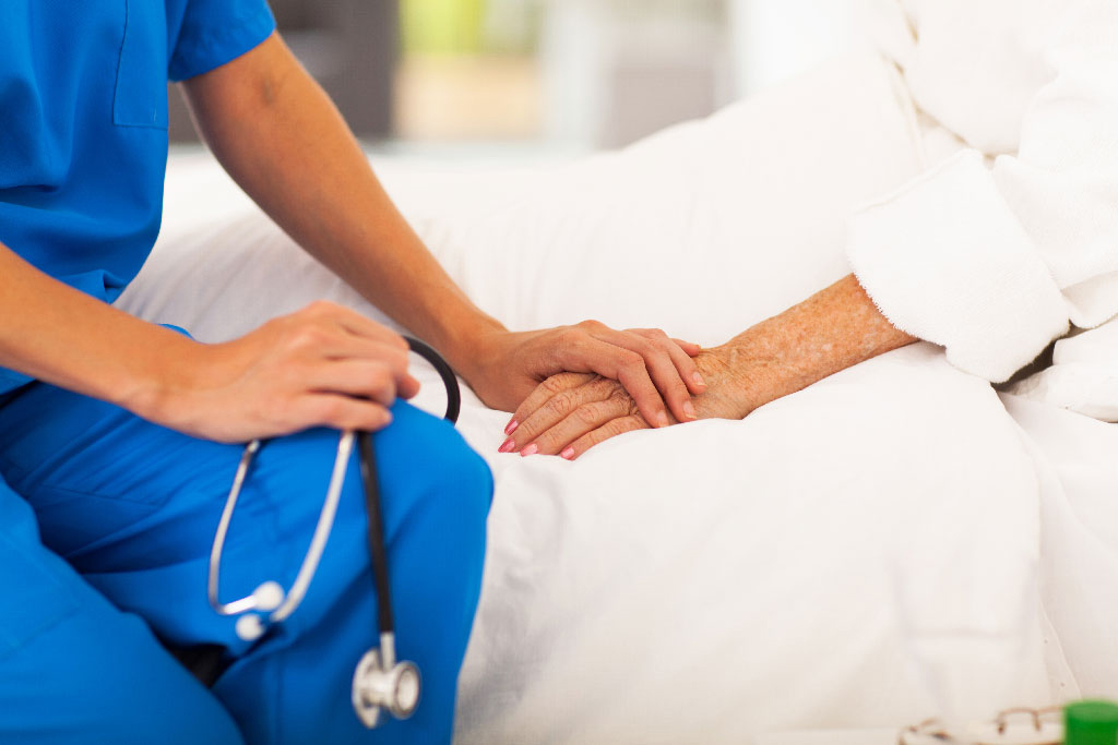 Photo of Maintaining Comfort During End of Life Care